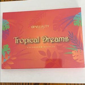 OPV BEAUTY LONDON Tropical Dreams Palette